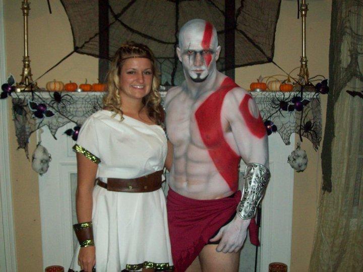 Body Paint Costumes
